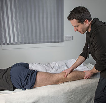 Sports Massage Session Linlithgow